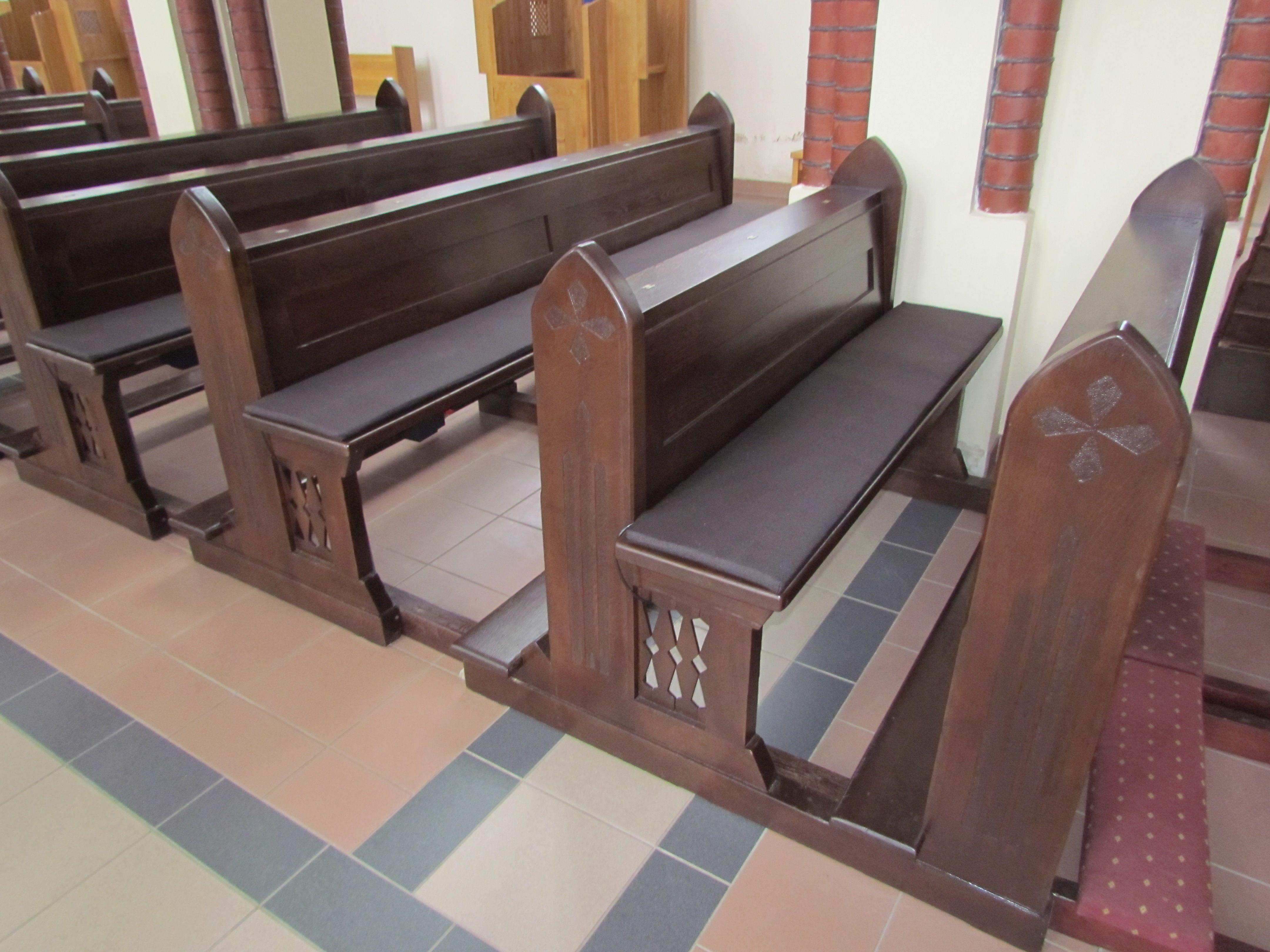 Energooszczędne ogrzewanie kościoła ławkowe ogrzewanie